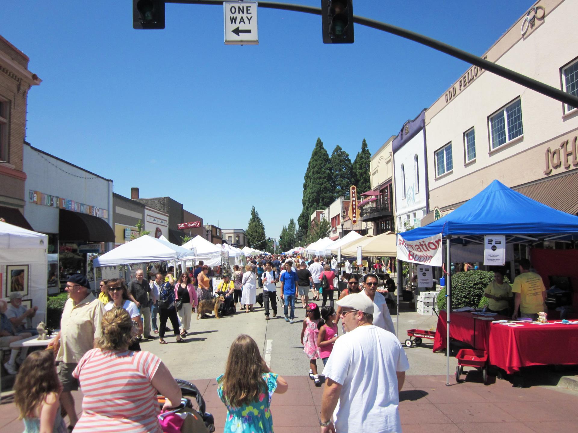 Celebrate Hillsboro Main Street