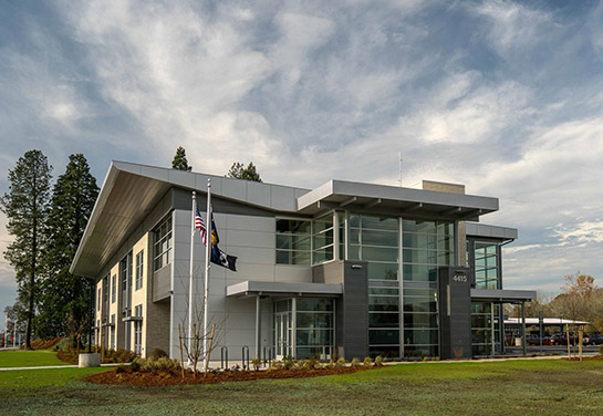 City of Hillsboro Public Works Facility