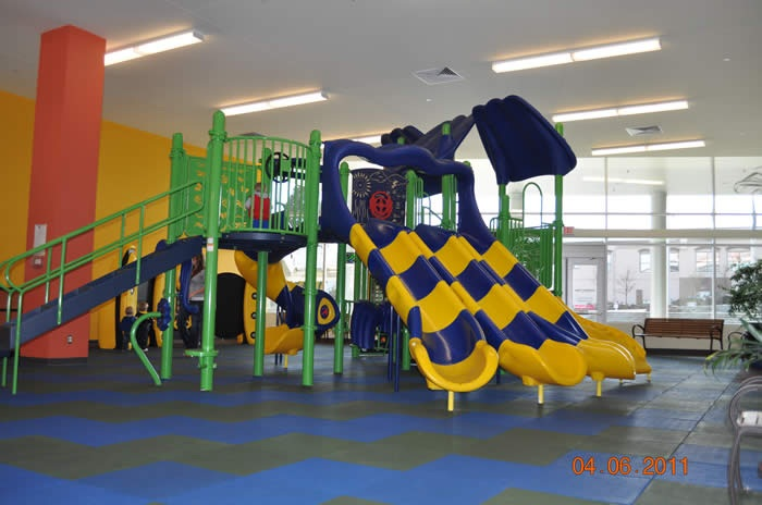 Outdoors In Play Structure