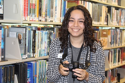 Hillsboro's Homegrown Talent: Kelsey Ornelas, Library Intern