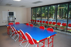 Image of the Multi Purpose Room at Shute Park Aquatic and Recreation Center