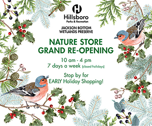 Jackson Bottom Wetlands Preserve Nature Store Grand Re-Opening