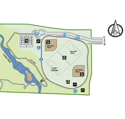 Turner Creek Park Map