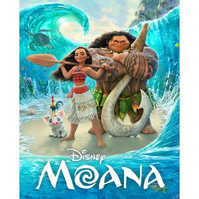 Moana Move Poster