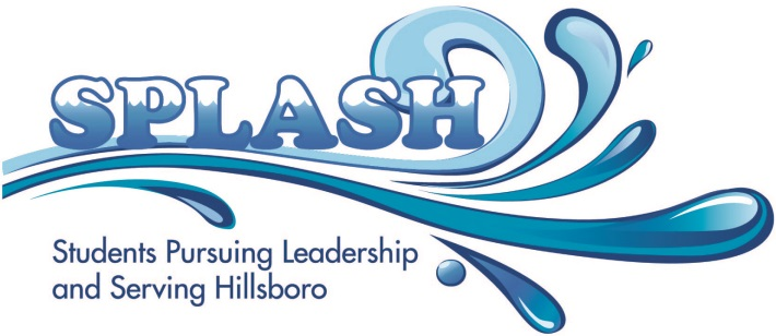Image of SPLASH Logo
