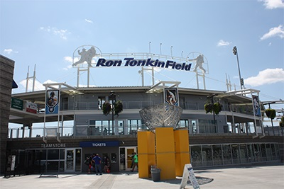 Ron Tonkin Field