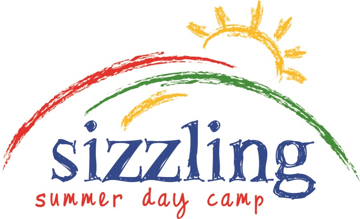 Sizzling Summer Day Camp Logo