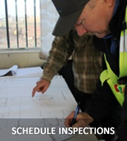 Schedule Inspections Button Image
