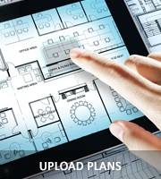 Upload Plans - link to our Electronic Plan Review page.