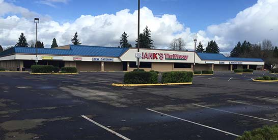 City of Hillsboro Offers to Purchase Hank's Property in Downtown