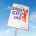 Playful City Sign