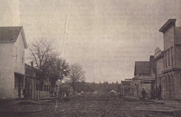 Image of main street 1876