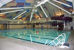 Image of the SHARC Main Indoor Pool