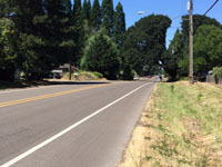 NE Jackson School Road Speed Limit Reduced for Safety