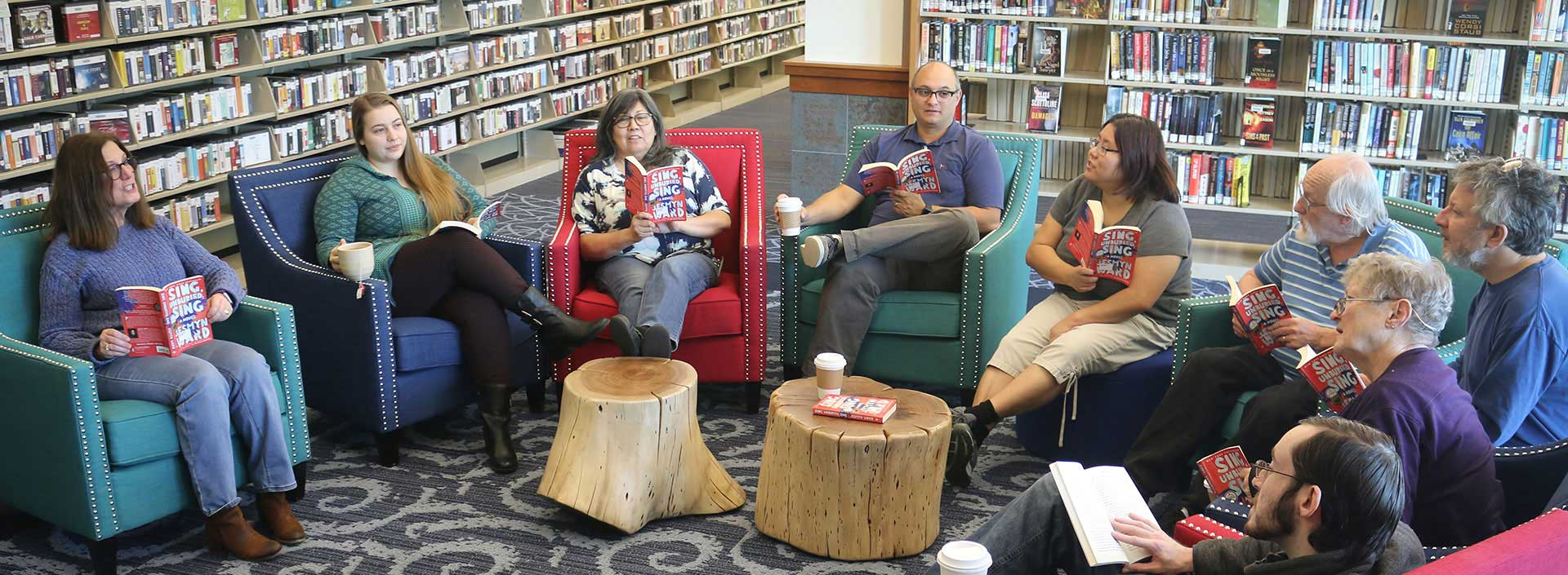 Library Book Group Meeting