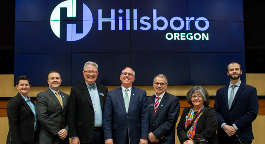 City Council Wants Nationwide Search, Community Input for Hillsboro City Manager Recruitment