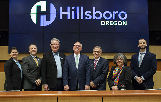 Hillsboro City Council Selects 2019 Priorities and Guiding Principles