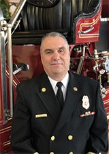 Chief Scott Magers