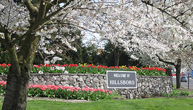 Contact Us City Of Hillsboro Or