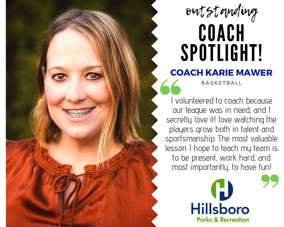 Coach Spotlight Karie Mawer