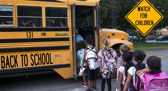 School Zone Quiz: Are You a Safe Driver?