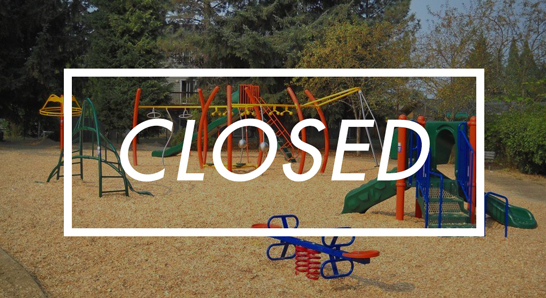 Playgrounds, Sports Courts, and Public Recreation Equipment Are Closed in the City of Hillsboro