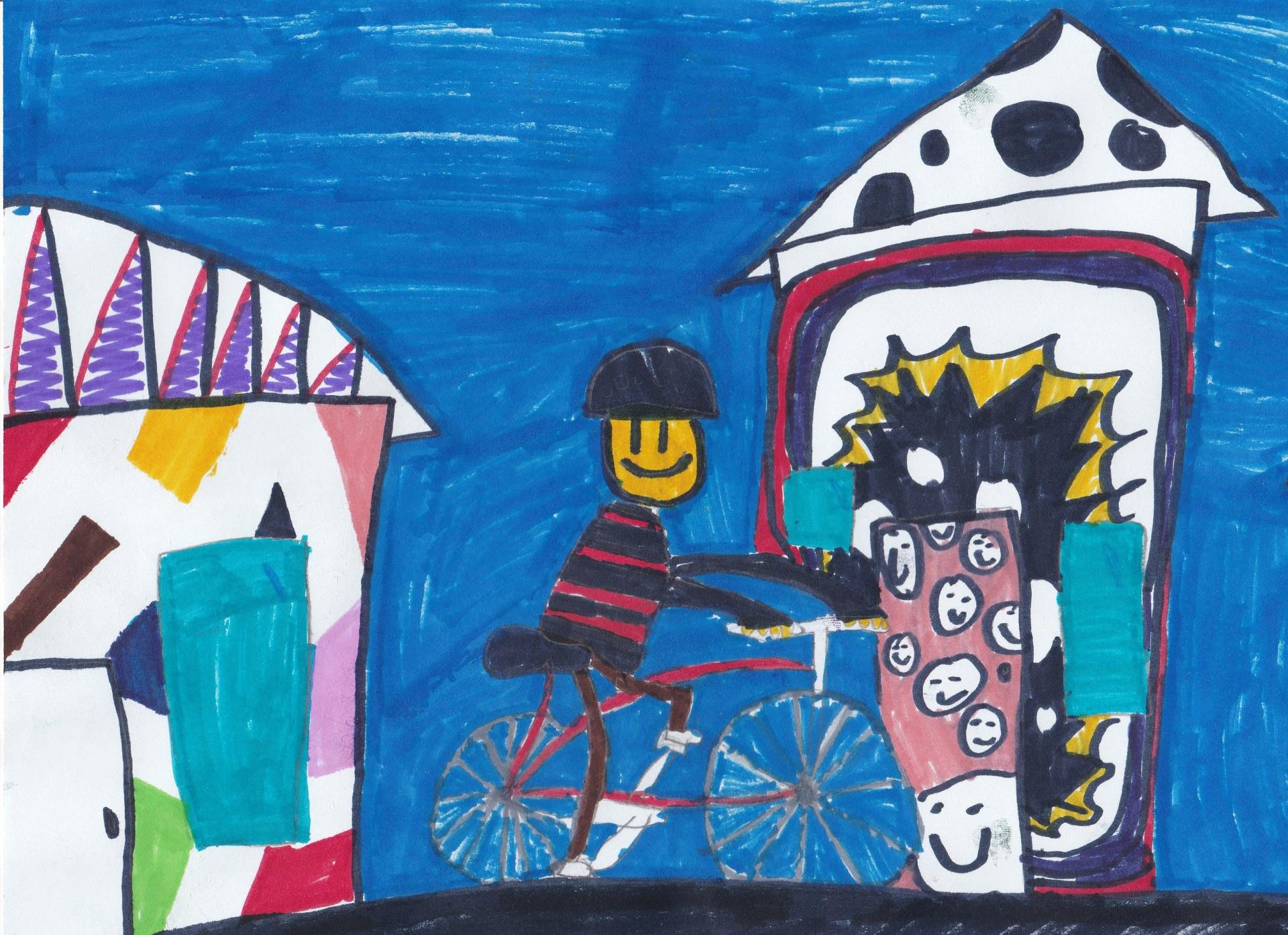 Safe Routes to School Walk and Ride Poster Contest