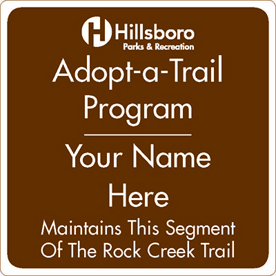 Volunteer Adopt-A-Trail