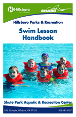 Hillsboro Parks & Recreation Swim Lesson Handbook
