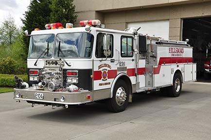 Image of Volunteer Engine 104