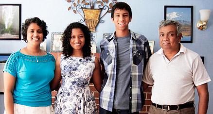 Datta Family