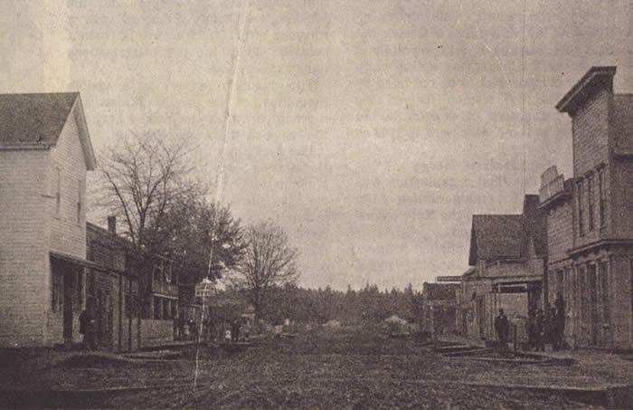 Image of main street 1876