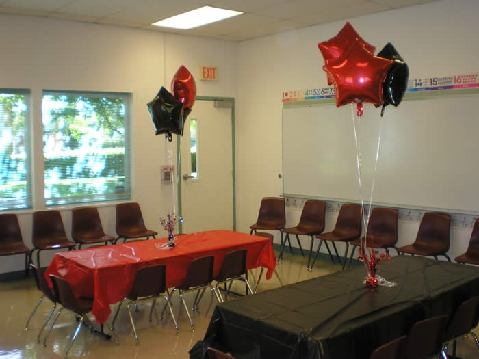 Image of room Set Up For a Rental
