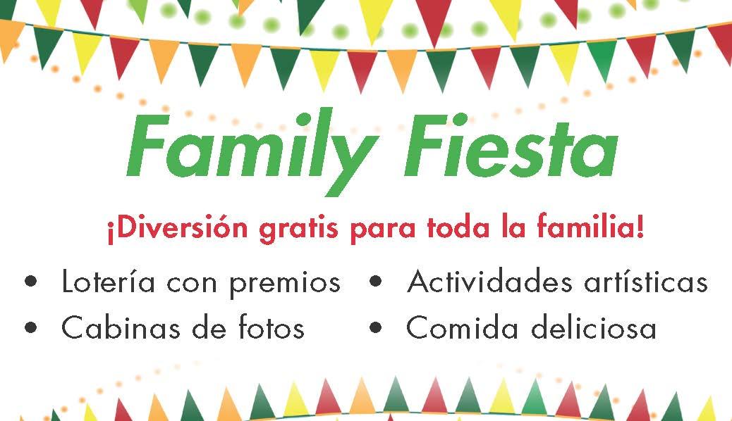 Family Fiesta 2018