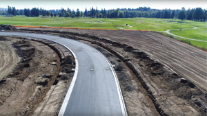 Image of South Hillsboro road construction