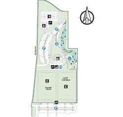 53rd Avenue Map Thumbnail