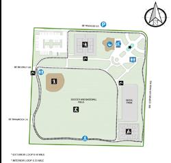 Reedville Creek Map Thumbnail