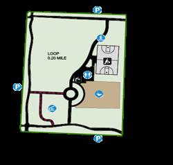 Bagley Park Map