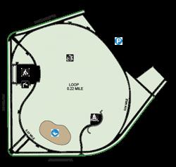 Rosebay Map Thumbnail