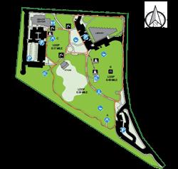 Shute Park Map