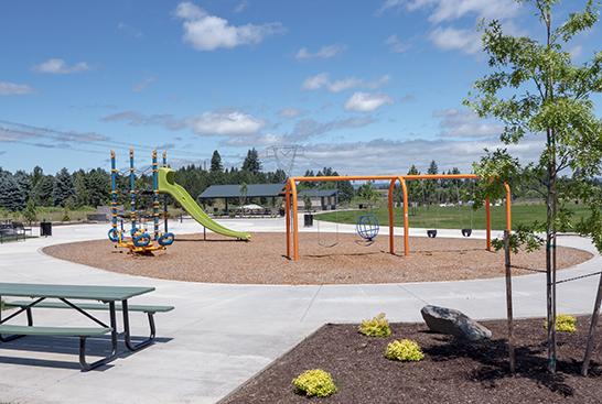 Butternut Creek Park Playground