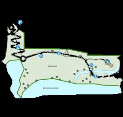 Map of Magnolia Meadows