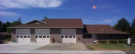 Exterior Image of Brookwood Fire Station